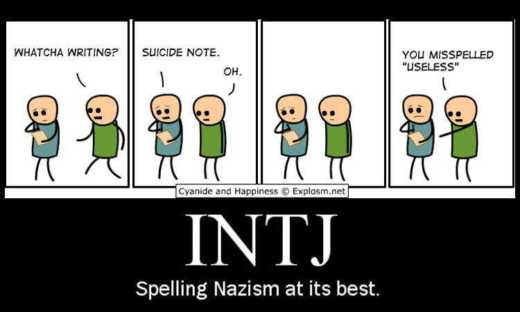 Intj dating website