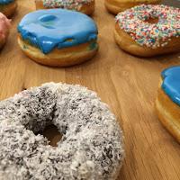 Betthupferl von Dunkin Donuts