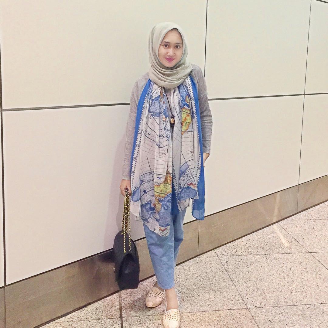 Baju Muslim Dian Pelangi 10 Model Baju Muslim Dian Pelangi