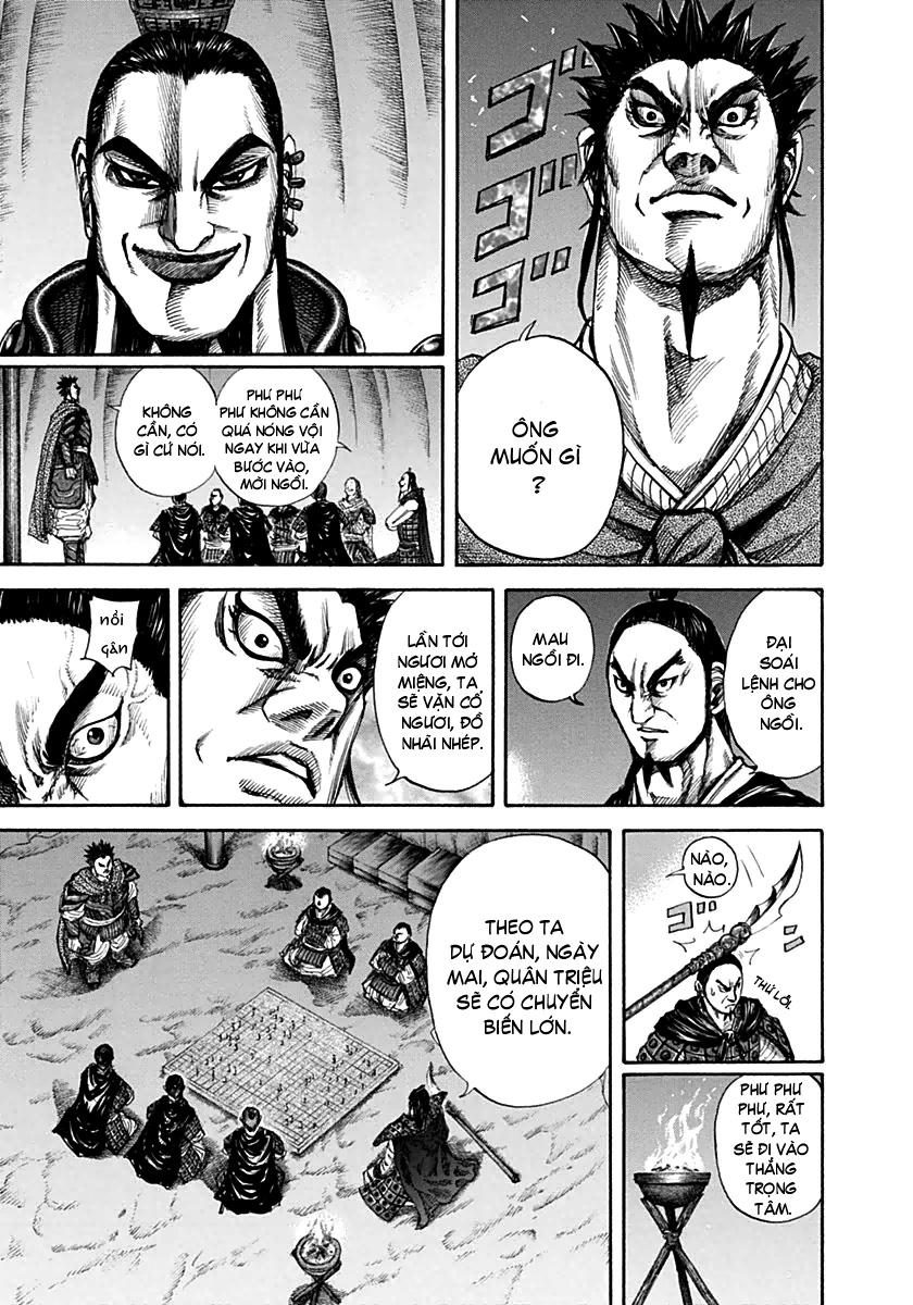 Kingdom – Vương Giả Thiên Hạ (Tổng Hợp) chap 133 page 15 - IZTruyenTranh.com