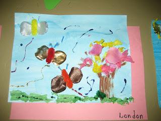 craft, kids, easy, plants, animals, fun