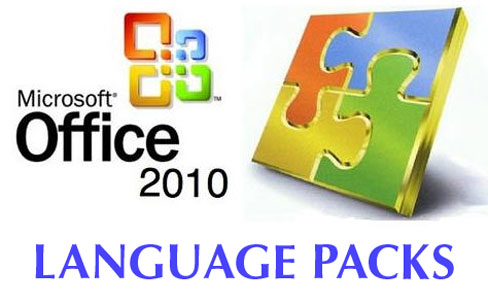how to change microsoft office 2010 language