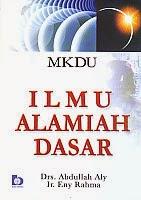 toko buku rahma: buku ILMU ALAMIAH DASAR, pengarang abdullah aly, penerbit bumi aksara