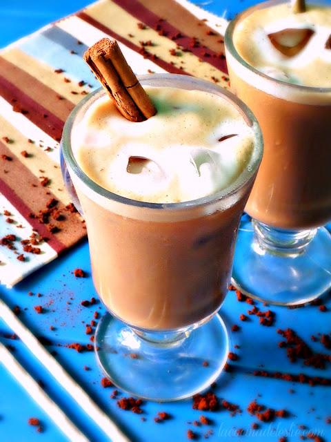 Coffee Agua Fresca - lacocinadeleslie.com