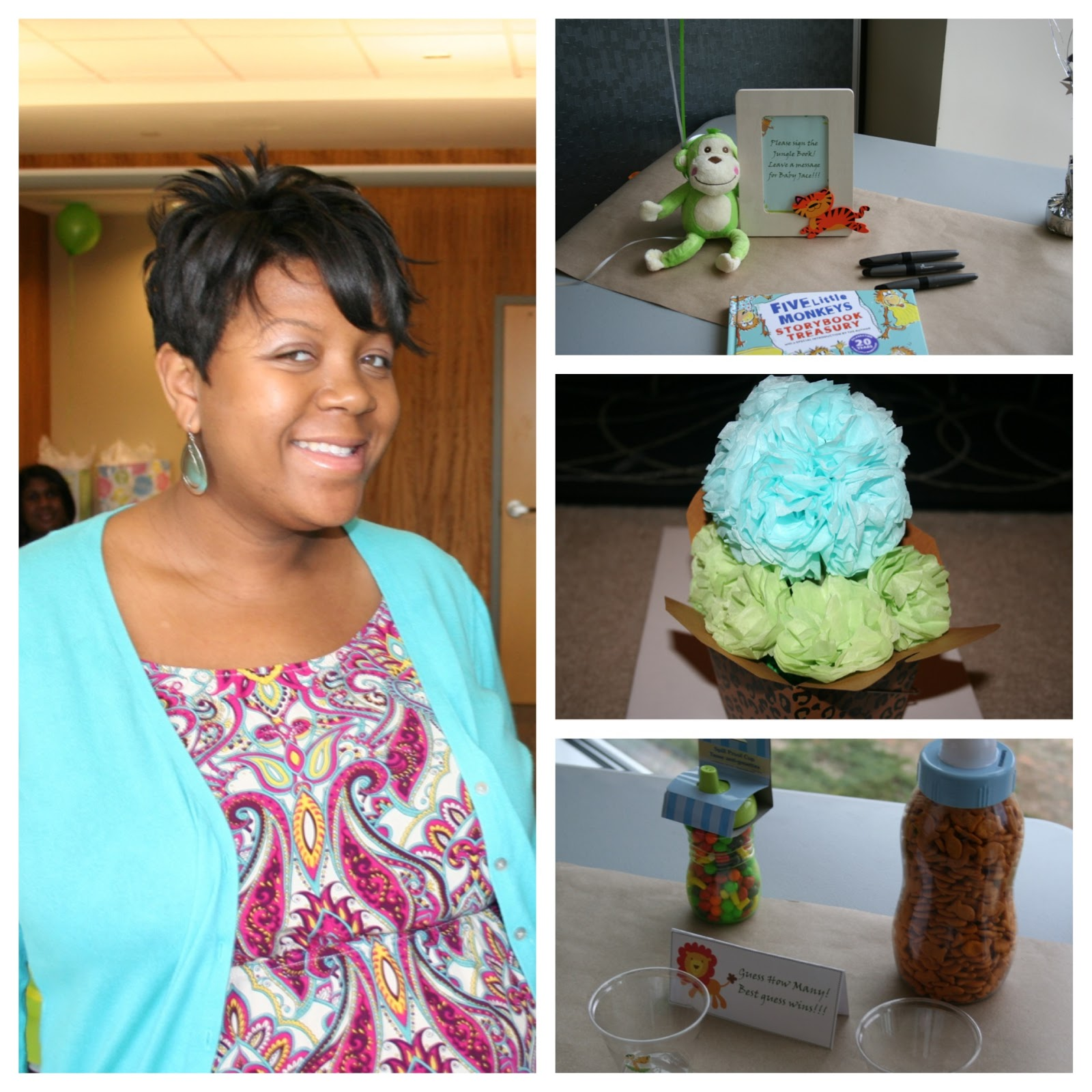 Cordier Events_JungleBabyShower_mom_extraphotos