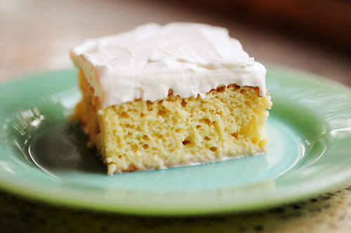 Catie's Corner: Dinner Club & Tres Leches Cake