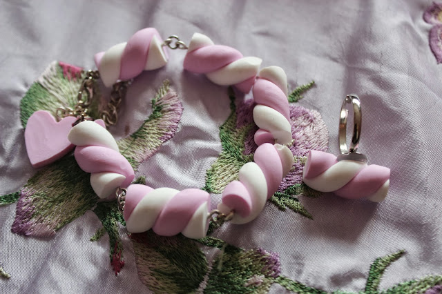 marshmallow jewellery