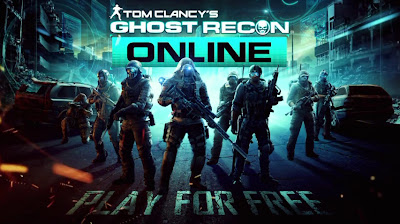 Ghost Recon: Online Logo - We Know Gamers