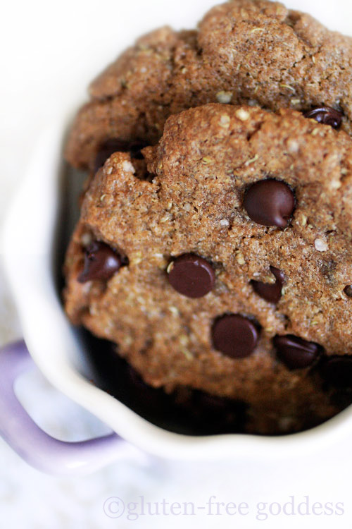 Gluten-Free Chocolate Chip Quinoa Cookies by Karina, Gluten-Free ...