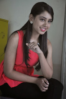 Actress Niti Taylor Latest Pictures in Pink Top and Tight Jeans  0072.jpg