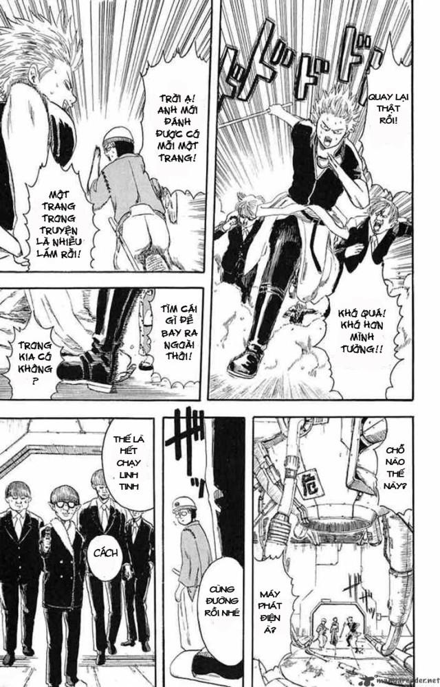 Gintama chap 1 Trang 47