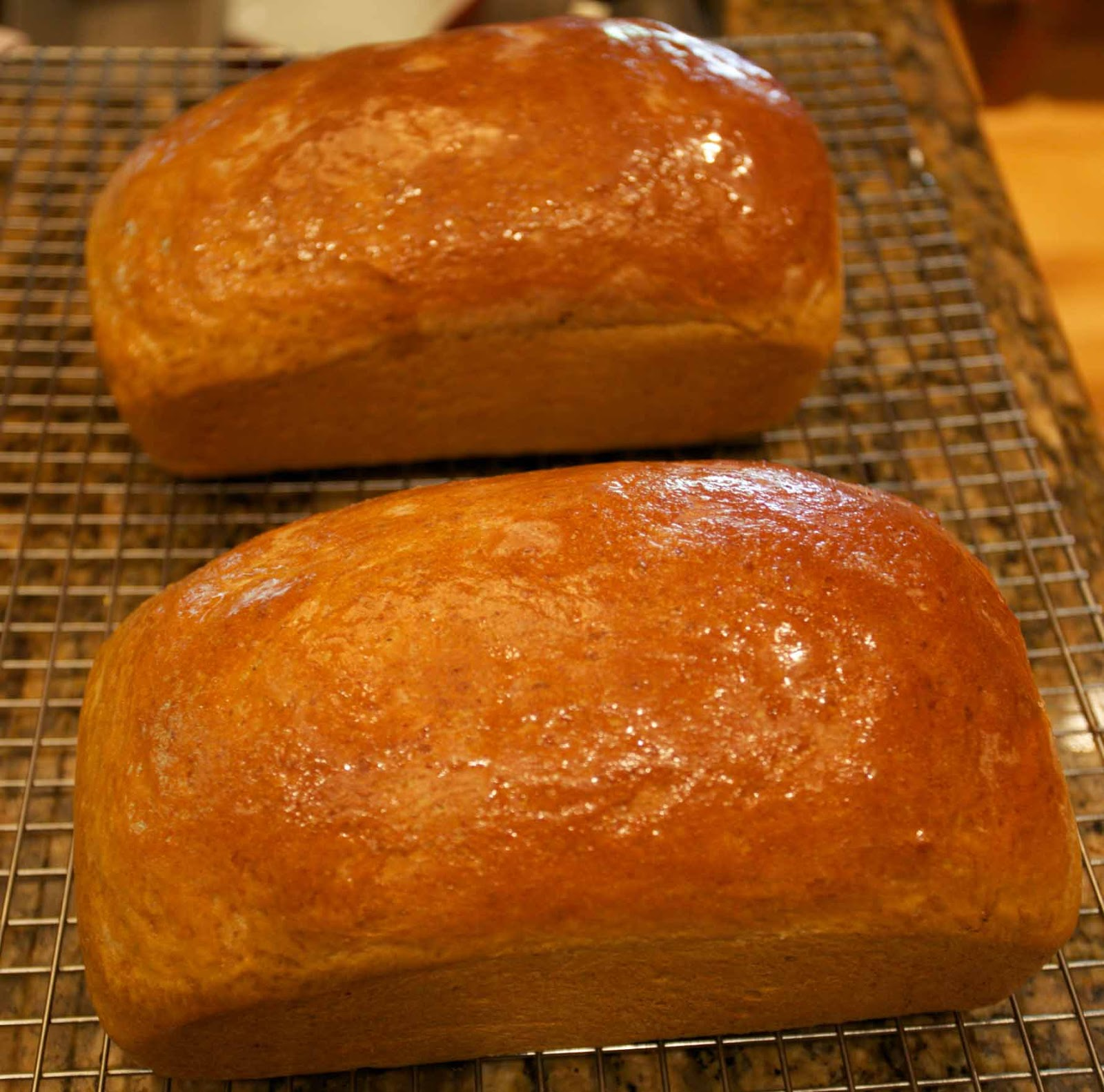 Octoberfarm: Anadama Bread Recipe