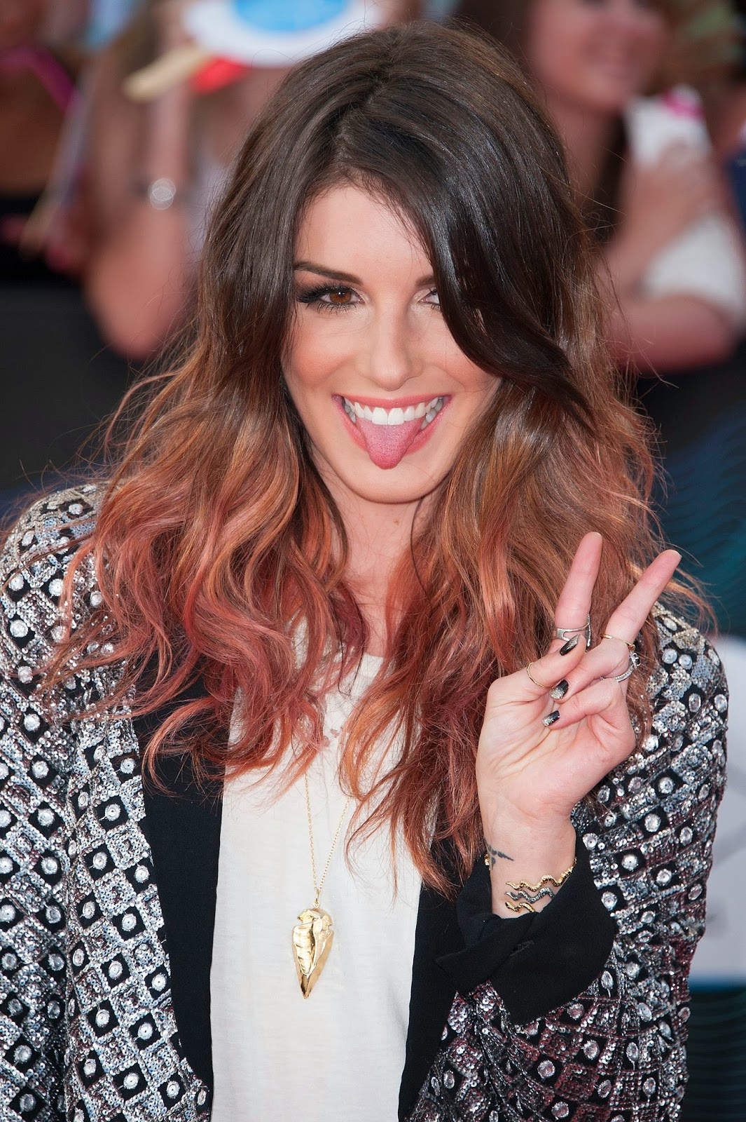 Shenae Grimes 2014 MuchMusic Video Awards 15/06/14
