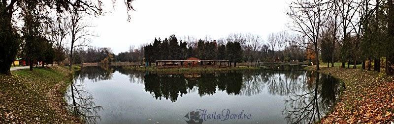 panorama parc constantin stere ploiesti