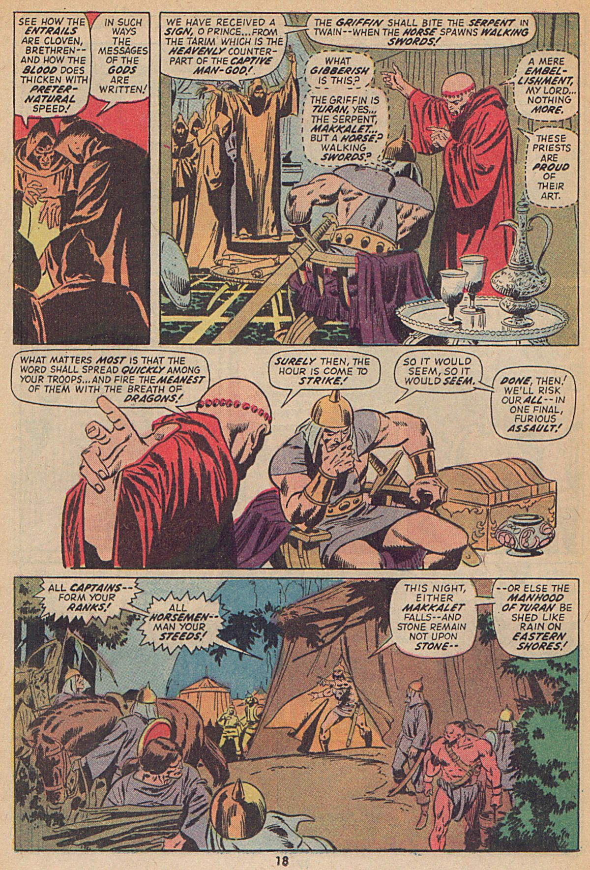 Conan the Barbarian (1970) Issue #25 #37 - English 14