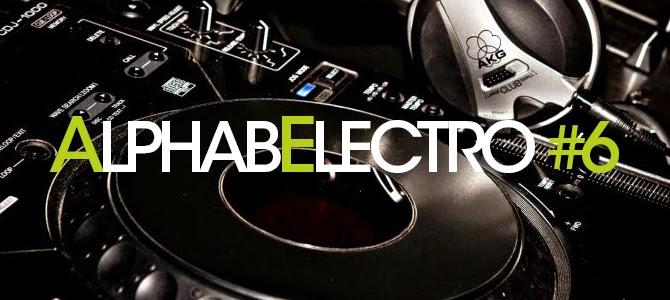AlphabElectro #6 - Février 2015 Alphabet Electro Suck My Disk