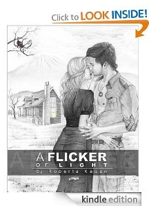 Free eBook Feature: A Flicker Of Light by Roberta Kagan
