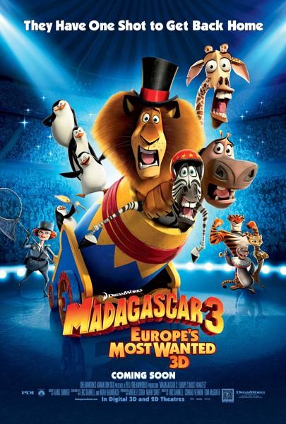 بأنفراد تام - النسخه DVDRIP لفيلم الأنيميشن والمغامرات والكوميديا الرائع Madagascar 3 Europe's Most Wanted 2012 مترجم مع النسخه الأصلية على اكثر من سيرفر Madagascar%2B3%2BEuropes%2BMost%2BWanted%2B%25282012%2529%2B