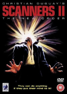 Scanners II: The New Order (1991) ταινιες online seires oipeirates greek subs