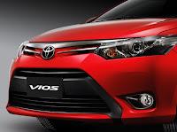 Toyota Vios Generasi Baru Dilancarkan Di Thailand!
