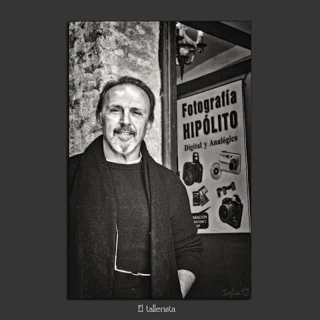 Hipólito Gil taller de fotografía