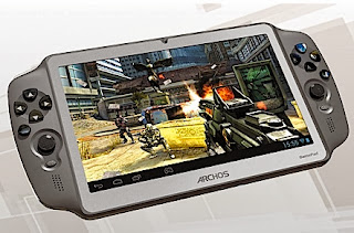 Spesifikasi Archos Gamepad, Tablet Khusus Game Harga Terbaru 2014