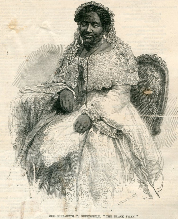 elizabeth taylor greenfield the voice unheard of african american society