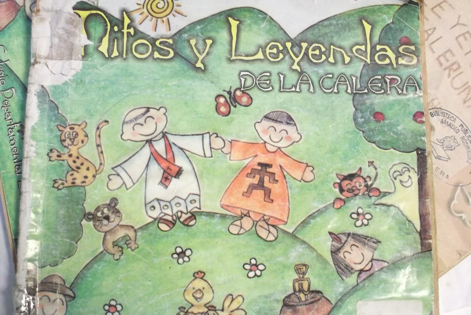 La Memoria y Voz de los Abuelos: Mitos y Leyendas de La Calera