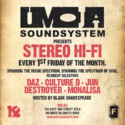 New Event: Stereo Hi-Fi