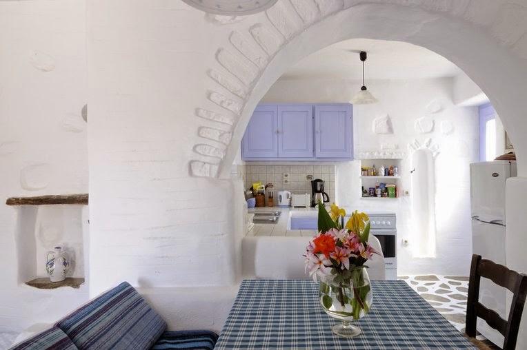 Inspiration shabby arredamento tipico greco for Caratteristiche dell architettura in stile mediterraneo