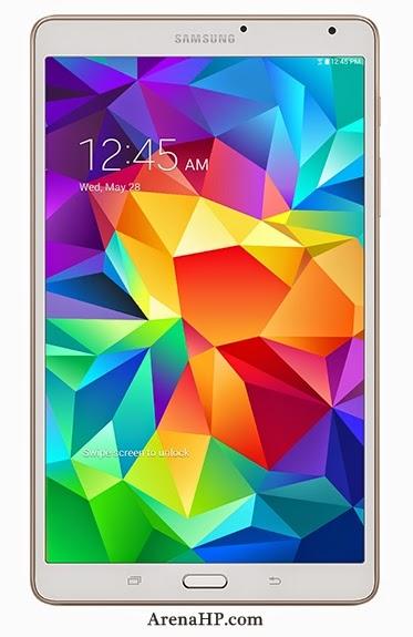 Spesifikasi dan Harga Samsung Galaxy Tab S 8.4