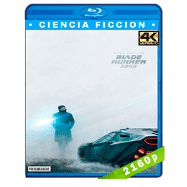 Blade Runner 2049 (2017) 4K UHD Audio Dual Latino-Ingles