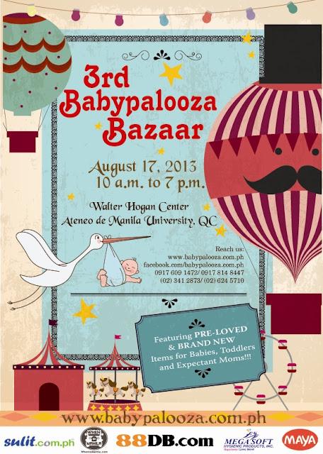 Baby Palooza Bazaar 2013