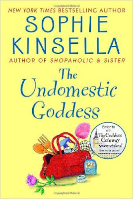 sophie kinsella, the undomestic goddess, book review