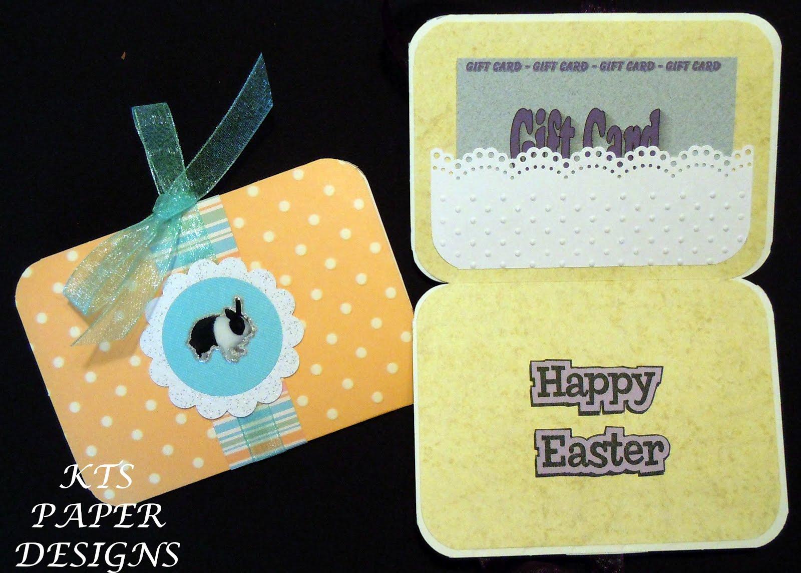 Kts paper designs fold open easter gift card holders fold open easter gift card holders negle Gallery