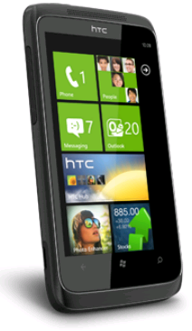HTC Trophy Reviews: Windows Phone 7 Experience on HTC Creation