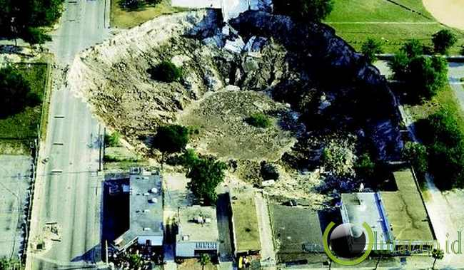 Winter Park, Florida, Sinkhole