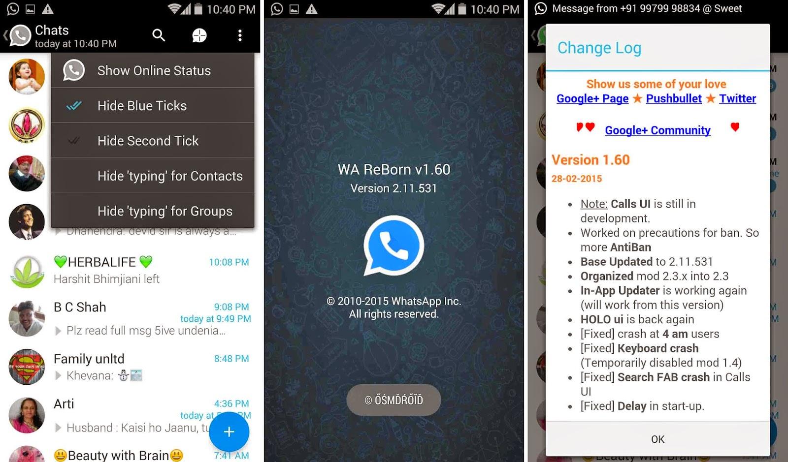 whatsapp reborn 1.75