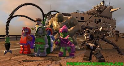 Let's Play LEGO Marvel Superheroes