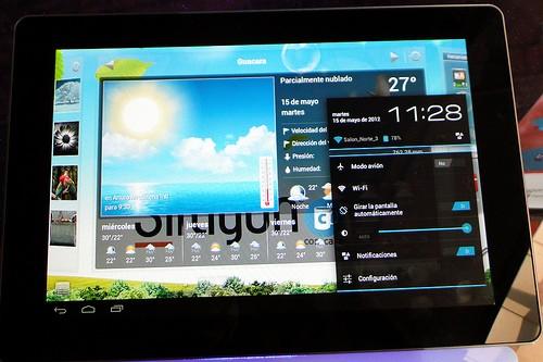 """EN esta Oportunidad le mostraremos una manera sencilla de Rootear La tablet de Siragon Aqui los Pasos a seguir: Descargar Drivers 1- Activar el en Opciones del Desarrollador; La depuracion USB, Permanecer Activo y Permitir Ubic. de Prueba Instalar los Drivers: Para instalar el controlador de """"Tablet PC"""" , vaya a su equipo en la pista """"Panel de control> Hardware y sonido> Administrador de dispositivos"""" . Habrá un dispositivo desconocido llamado """"Tablet PC"""" en """"Otros dispositivos"""". Haga clic en el """"Tablet PC"""" y seleccione """"Actualizar software de controlador"""". Seleccione """"Buscar en mi computadora"""" y vaya a la carpeta en la"""