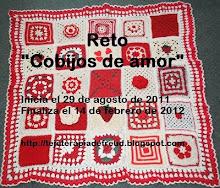 """RETO """" COBIJOS DE AMOR """""""