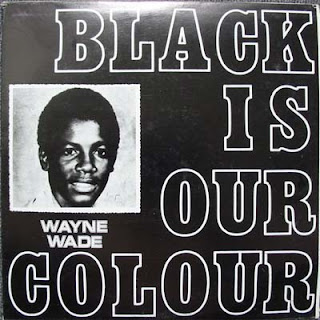 Wayne Wade - Black Is Our Color