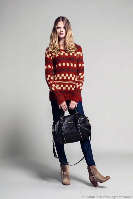Chocolate otoño invierno 2013 sweaters