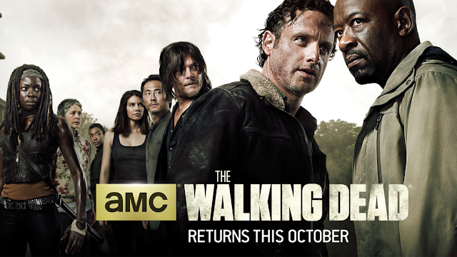 the walking dead season 6 poster