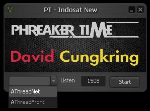 Inject Indosat Phreaaker Time David 19 Agustus 2015