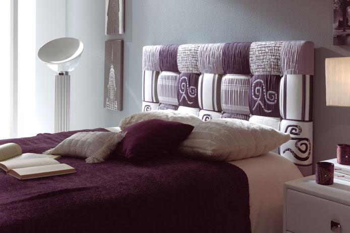 Casas cocinas mueble comodas bebe baratas - Cabeceros de cama acolchados ...