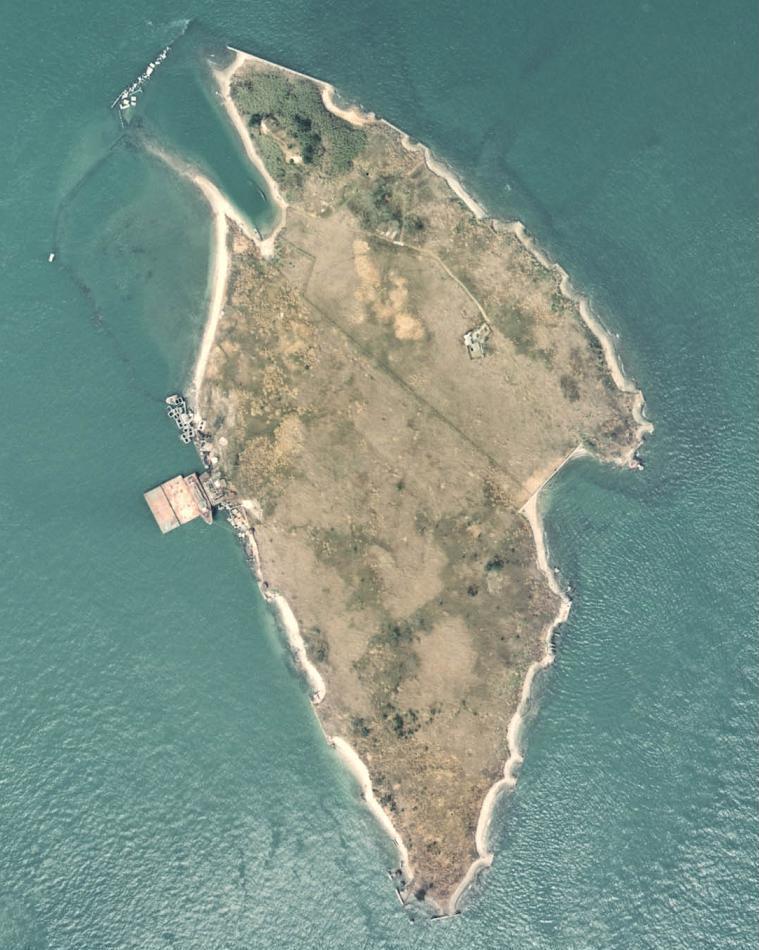 Pulau Ganryujima