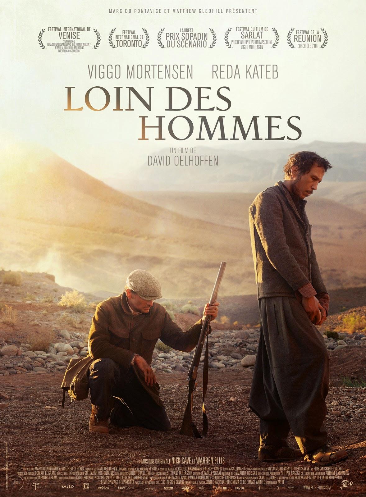 Longe dos Homens – Legendado (2014)
