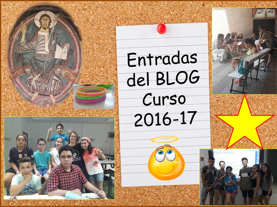 Blog curso 2016-17