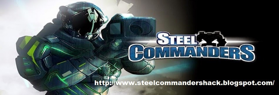 Steel Commanders Hack Tool